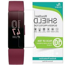 For Fitbit Inspire HR Screen Protector RinoGear USA Made Li