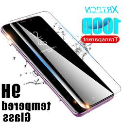100D Curved Edge Tempered Glass on the For <font><b>Samsung<