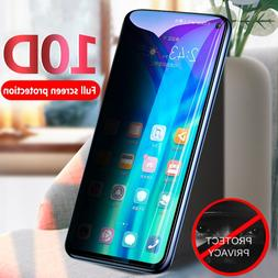 10D Curved Tempered Glass Film For Samsung Galaxy S9 S8 S10