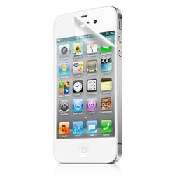 ScreenWhiz 11854 HD Anti-Glare Screen Protectors for iPhone