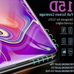 15D Curved Tempered Glass Screen Protector For Samsung Galax