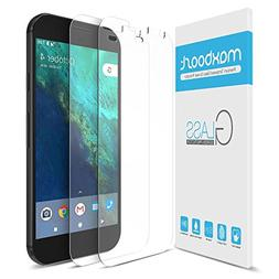 Google Pixel XL Screen Protector, Maxboost Tempered Glass S