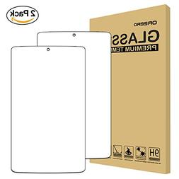 Orzero For Alcatel A30 8 Inch Tablet Tempered Glass Screen