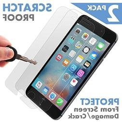 ⚡  Apple iPhone 7 Plus Tempered Glass Screen Protector - S