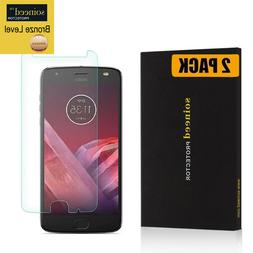 SOINEED Tempered Glass Screen Protector Saver For Motorola