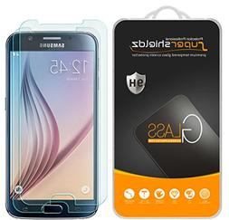 Supershieldz for Samsung Galaxy S6 Tempered Glass Screen Pr