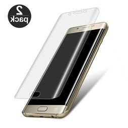2-PACK Full Cover Screen Protector Film For Samsung Galaxy S