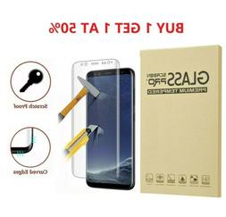 2 pack full cover tempered glass protector