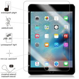 2 PACK Premium HD Tempered Glass Screen Protector for iPad M