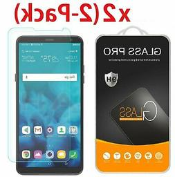 2-Pack For LG Stylo 4  Tempered Glass Screen Protector