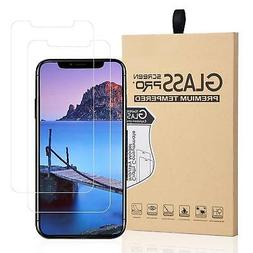 2-PACK Tempered Glass Screen Protector for iPhone Xs Max  20