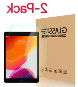 2-Pack Tempered Glass Screen Protector For iPad 2 3 4 Air Pr