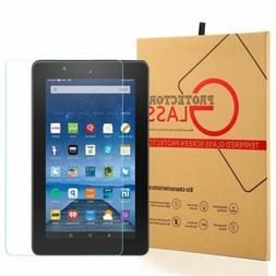All-New Amazon Fire 7 Tablet 9th/7th Gen Premium Tempered Gl