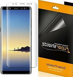 2X Supershieldz for Samsung Galaxy Note 8 Clear Screen Prote