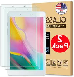 2PACK Tempered Glass Screen Protector for Samsung Galaxy Tab