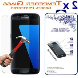 2x For Samsung Galaxy S7  Screen Protector