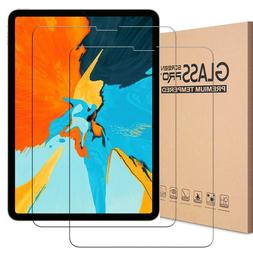 2 Pack Tempered GLASS Screen Protector For iPad 2 3 4 5 6 20