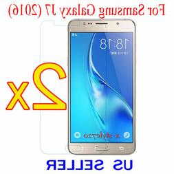 2x Clear Screen Protector Guard Cover Film Shield For Samsun