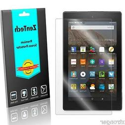 2X HD Clear Screen Protector Guard For Amazon Fire 6 7 8