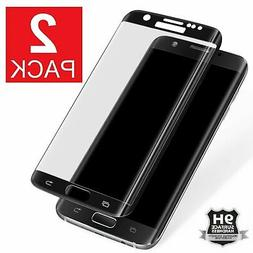 2X Premium Full Cover Tempered Glass Screen Protector for Sa