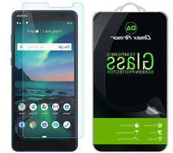 3x Tempered Glass Screen Protector For Nokia 3.1 Plus