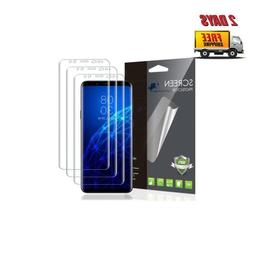 Lk For Samsung Galaxy S9 Plus Screen Protector,  [Full C