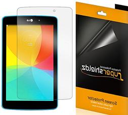 Supershieldz Anti-Bubble Clear Screen Protector for LG G Pa