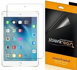 Supershieldz for Apple iPad Mini 4 Screen Protector, Anti-G