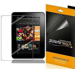 3-Pack Anti-glare Matte Screen Protector for Amazon Kindle F