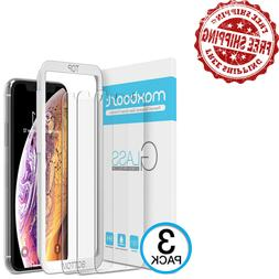 3-Pack Maxboost for iPhone XS / iPhone X  Screen Protector