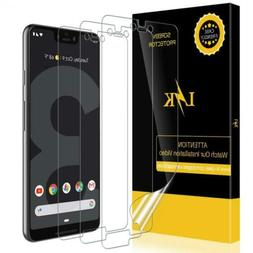 LK Screen Protector for Google Pixel 3 XL,  HD Clear...