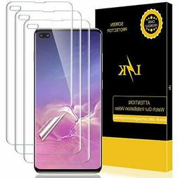 LK  Screen Protector for Samsung Galaxy S10 Plus / S10+, [HD