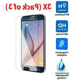 3 pack screen protector tempered glass hd