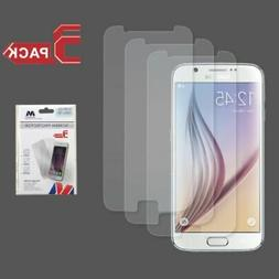 3 packs clear screen protector for samsung