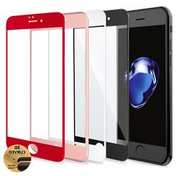 3D Full Coverage Tempered Glass Screen Protector for Apple i