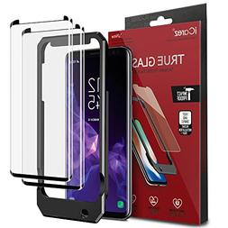 iCarez  3D Curved Screen Protector for Samsung Galaxy S9+ S9