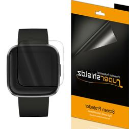 3X Supershieldz Clear Screen Protector for Fitbit Versa 2