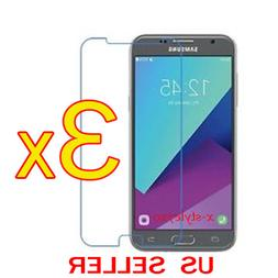3x Clear Screen Protector Guard Cover Film For Samsung Galax