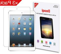 3X Dooqi HD Clear Screen Protector For New iPad 6th Gen 9.7i