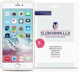 3x iLLumiShield Ultra Clear Screen Protector Cover for iPhon