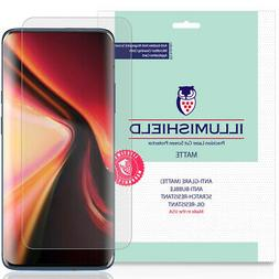 3x iLLumiShield Matte Screen Protector for OnePlus 7 Pro Ful