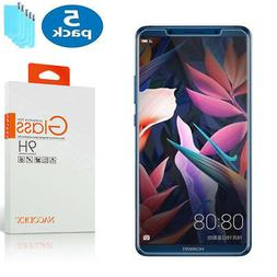 5-Pack Nacodex For Huawei Mate 10 Pro Tempered Glass Screen