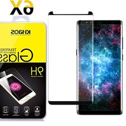 Khaos For Samsung Galaxy Note 8    HD Clear Tempered Glass