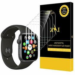 LK 6 Pack Screen Protector for Apple Watch 40mm / 38mm (Seri