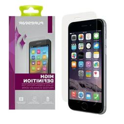 #801 PureGear HD Tempered Glass Screen Protector  iPhone 8+/