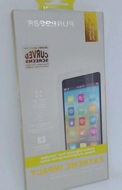 #814 PureGear Extreme Impact Easy Install Screen Protector/S