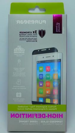 #816-1  PureGear HIgh Def. Glass Screen Protector Samsung Ga
