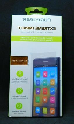 #843  PureGear Extreme Impact Screen Protector for Apple iPh