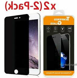 9H Privacy Anti-Spy Tempered Glass Screen Protector for iPho