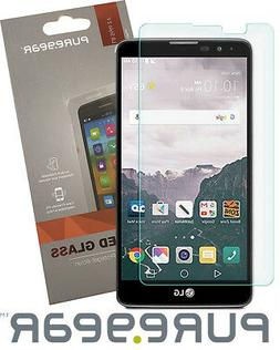 PUREGEAR 9H TEMPERED GLASS SCREEN PROTECTOR FOR LG STYLO-2 P